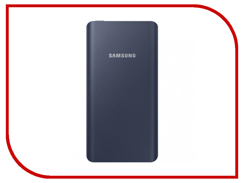 Фото - Аккумулятор Samsung 5000mAh Dark Blue EB-P3020CNRGRU внешний аккумулятор для портативных устройств hiper circle 500 blue circle500blue