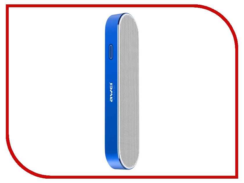 Колонка Awei Y220 Blue колонка awei y900 pink