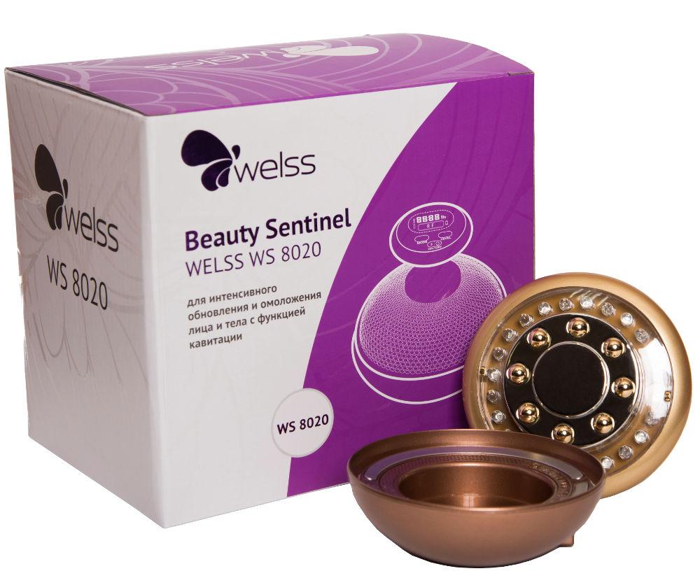 Массажер Welss Beauty Sentinel WS 8020 8020 gcbga 100