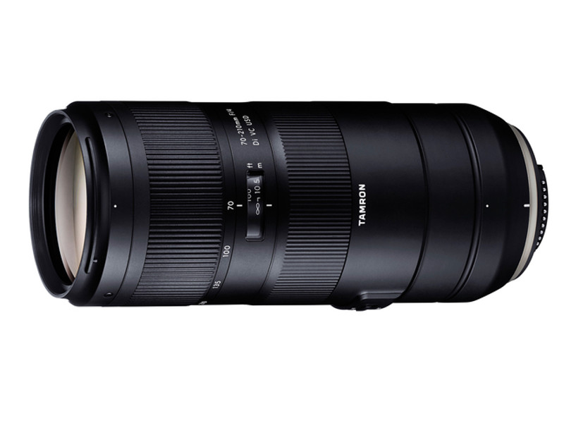 Объектив Tamron 70-210mm f/4 Di VC USD (A034) Canon EF объектив tamron 17 35mm f 2 8 4 di osd canon