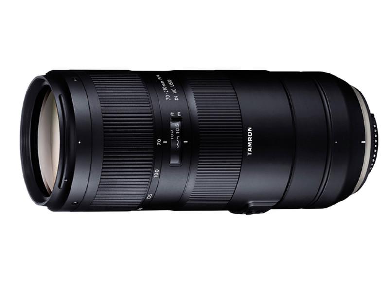 лучшая цена Объектив Tamron 70-210mm f/4 Di VC USD (A034) Canon EF