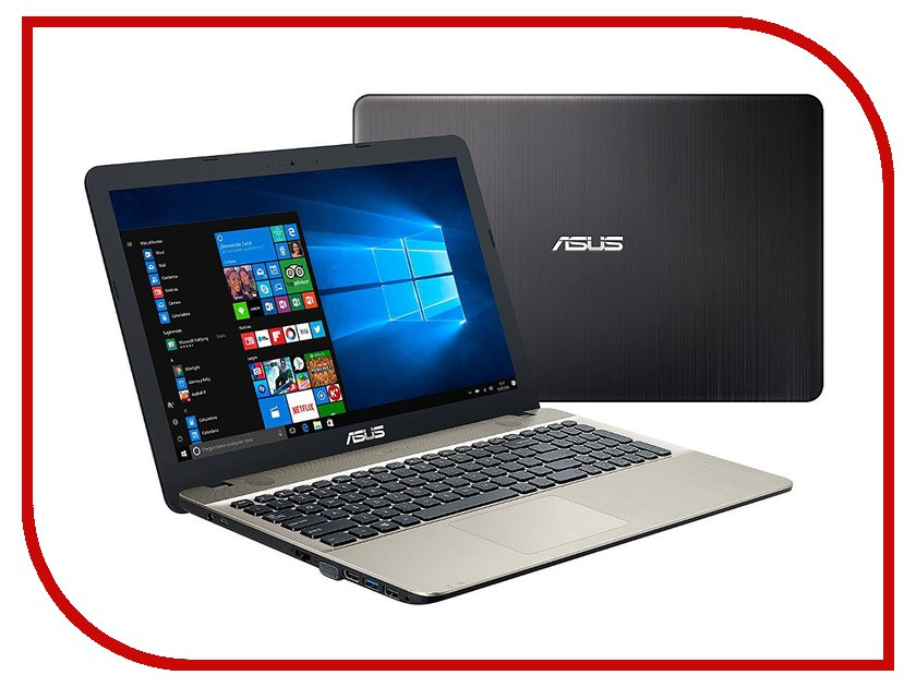 Ноутбук ASUS K541UV-DM1488T 90NB0CG1-M22090 (Intel Core i3-7100U 2.4 GHz/6144Mb/1000Gb/nVidia GeForce 920MX 2048Mb/Wi-Fi/Bluetooth/Cam/15.6/1920x1080/Windows 10 64-bit) ноутбук lenovo 320s 15isk 80y90002rk intel core i3 6006u 2 0 ghz 4096mb 1000gb no odd nvidia geforce 920mx 2048mb wi fi cam 15 6 1366x768 windows 10 64 bit