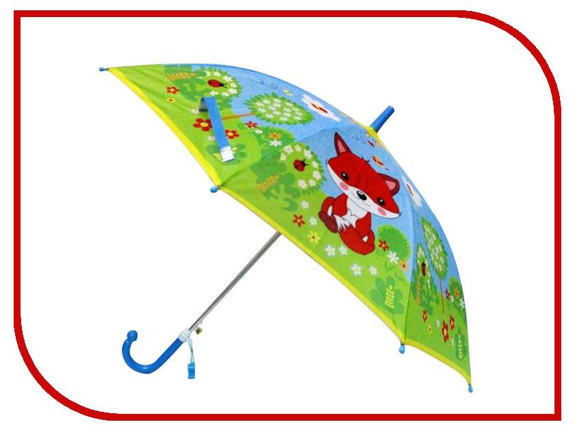 Зонт Играем вместе Лисички UM45-LIS зонт играем вместе совушки um45 sov
