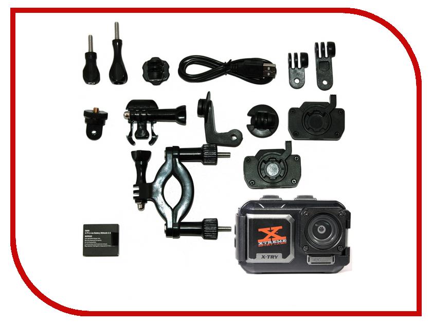 Экшн-камера X-TRY XTC810 Hydra hp ac100 экшн камера