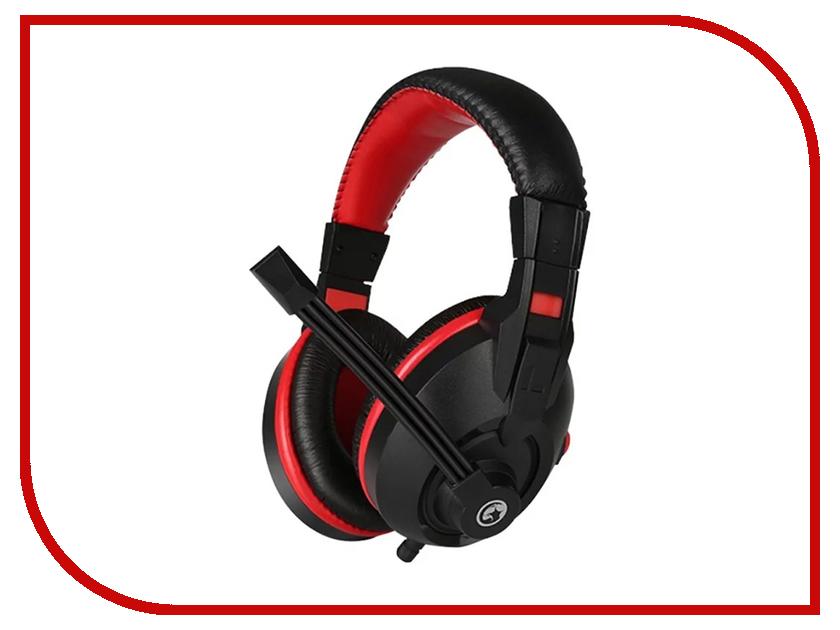 Marvo H8321 игровая гарнитура проводная marvo h8321 черный красный