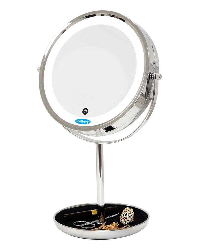 Зеркало косметическое Belberg BZ-05 с подсветкой