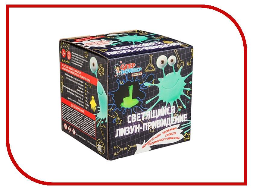 Игра Bumbaram Светящийся лизун Z104N Green
