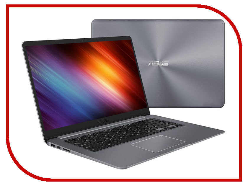Ноутбук ASUS X510UQ-BQ672 90NB0FM2-M10920 (Intel Core i3-7100U 2.4 GHz/8192Mb/500Gb/nVidia GeForce 940MX 2048Mb/Wi-Fi/Bluetooth/Cam/15.6/1920x1080/Endless) ноутбук msi gp72 7rdx 484ru 9s7 1799b3 484 intel core i7 7700hq 2 8 ghz 8192mb 1000gb dvd rw nvidia geforce gtx 1050 2048mb wi fi bluetooth cam 17 3 1920x1080 windows 10 64 bit