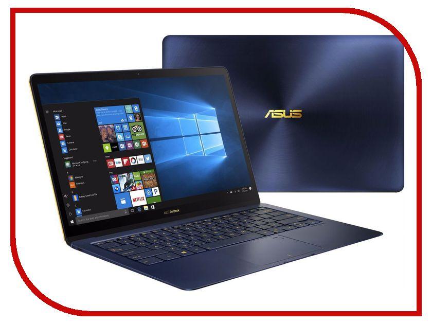 Ноутбук ASUS Zenbook UX3490UA-BE011T 90NB0EI1-M04000 (Intel Core i5-7200U 2.5 GHz/8192Mb/256Gb SSD/No ODD/Intel HD Graphics/Wi-Fi/Bluetooth/Cam/14/1920x1080/Windows 10 64-bit) ноутбук dell vostro 5370 5370 4570 intel core i5 8250u 1 6 ghz 4096mb 256gb ssd no odd intel hd graphics wi fi bluetooth cam 13 3 1920x1080 linux