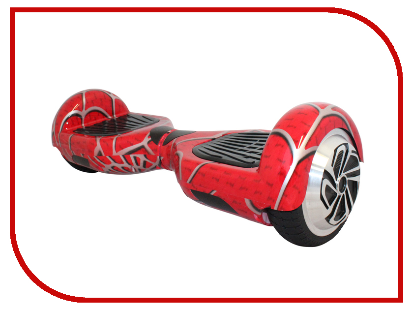 Гироскутер SpeedRoll Premium Smart 01APP Самобалансировка Red Spider Man