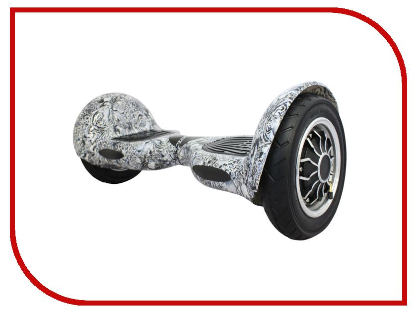Гироскутер SpeedRoll Premium Suv 05APP Самобалансировка White Ice электросамокат speedroll e 5 pink