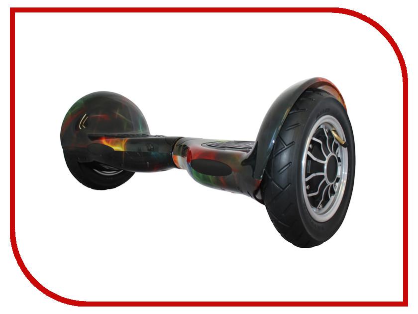 Гироскутер SpeedRoll Premium Suv 05APP Самобалансировка Red Sky
