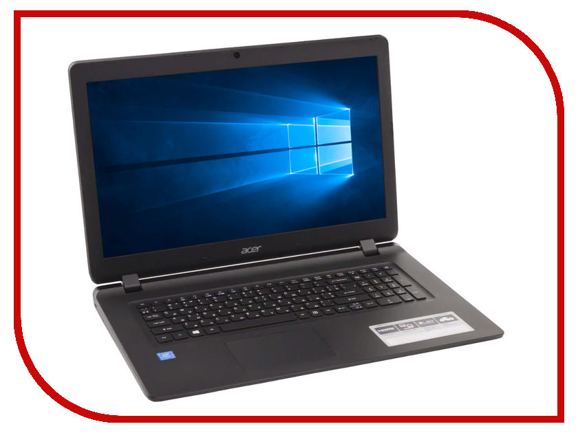 Ноутбук Acer Aspire ES1-732-P83B NX.GH4ER.019 (Intel Pentium N4200 1.1 GHz/6144Mb/1000Gb/Intel HD Graphics/Wi-Fi/Bluetooth/Cam/17.3/1600x900/Windows 10 64-bit)