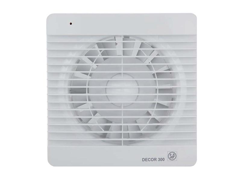 Вытяжной вентилятор Soler & Palau DECOR 300 S