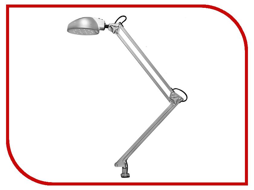 Настольная лампа Трансвит Вега С16 Silver 236644 настольная лампа трансвит сириус с16 black