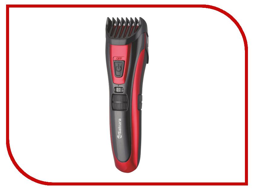 Машинка для стрижки волос Sakura SA-5174R машинка для стрижки волос sakura sa 5108bl