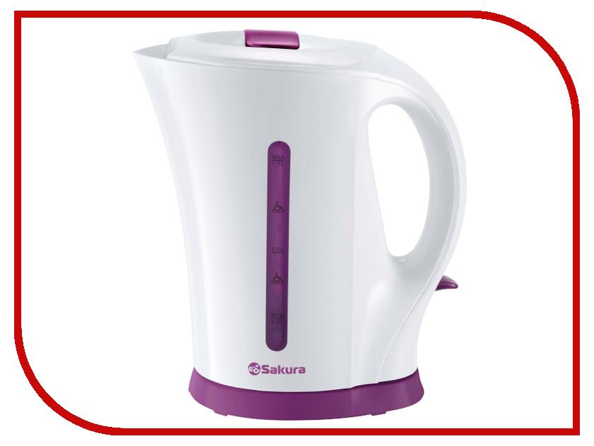 Чайник Sakura SA-2515V стайлер sakura sa 4516gr