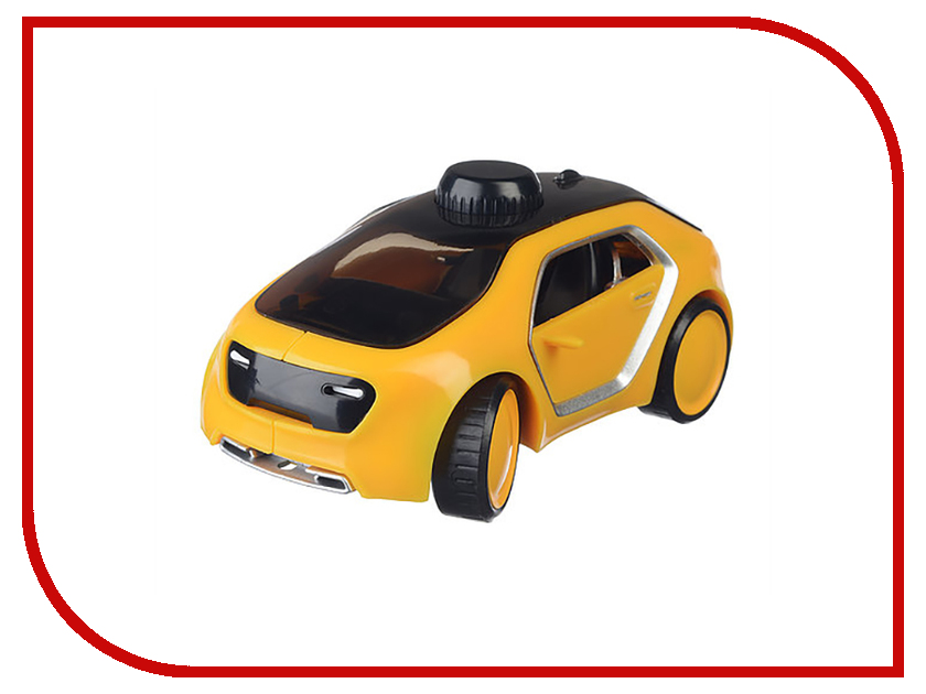 Игрушка T-Toyz WB/T-car Открытые двери Yellow 4601234567879