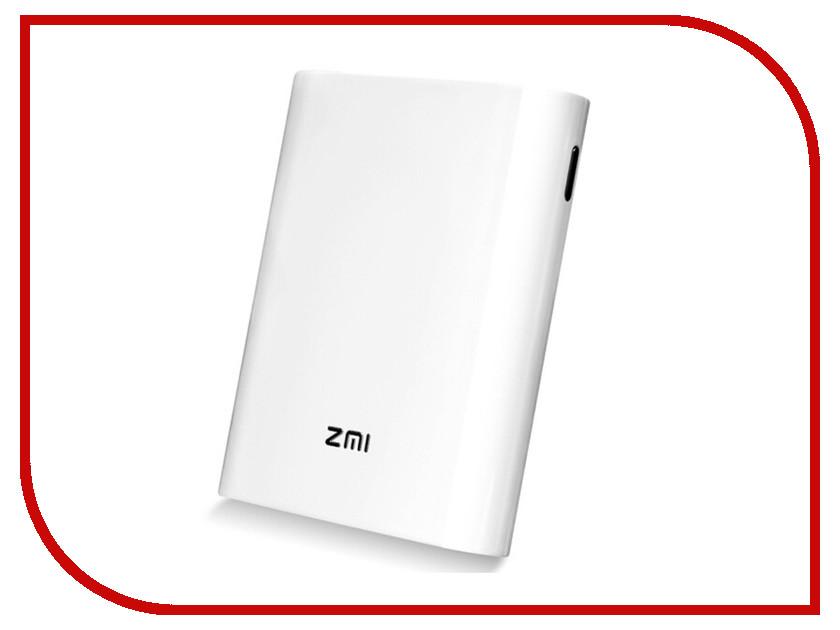 Аккумулятор Xiaomi ZMI MF855 7800mAh White с 4G-модемом airborne pollen allergy