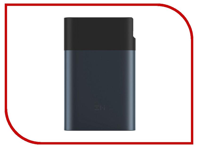 Аккумулятор Xiaomi ZMI MF885 10000mAh с 4G-модемом аккумулятор usb 10000mah mi2s black vxn4230gl xiaomi