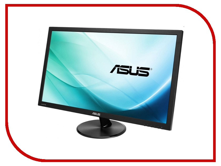 Монитор ASUS VP229HA Black roland vp 540 rs 640 vp 300 sheet rotary disk slit 360lpi 1000002162 printer parts