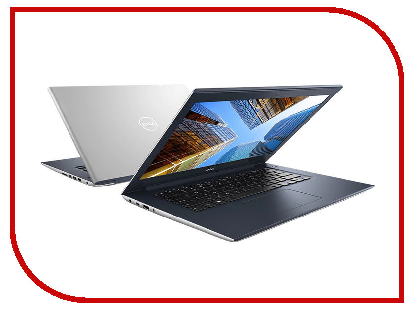 Ноутбук Dell Vostro 5471 5471-4655 (Intel Core i5-8250U 1.6 GHz/8192Mb/256Gb SSD/No ODD/Intel HD Graphics/Wi-Fi/Bluetooth/Cam/14.0/1920x1080/Windows 10 64-bit) ноутбук msi gp72 7rdx 484ru 9s7 1799b3 484 intel core i7 7700hq 2 8 ghz 8192mb 1000gb dvd rw nvidia geforce gtx 1050 2048mb wi fi bluetooth cam 17 3 1920x1080 windows 10 64 bit
