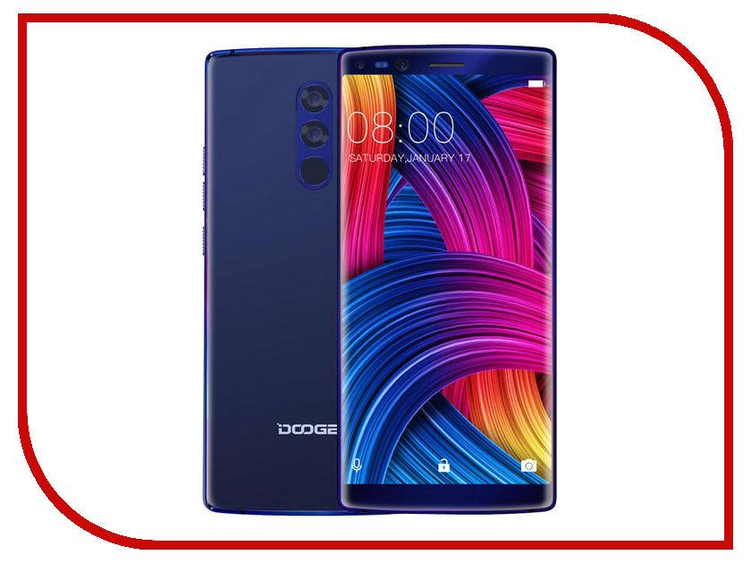 Сотовый телефон DOOGEE Mix 2 64GB Blue сотовый телефон maxvi c20 blue
