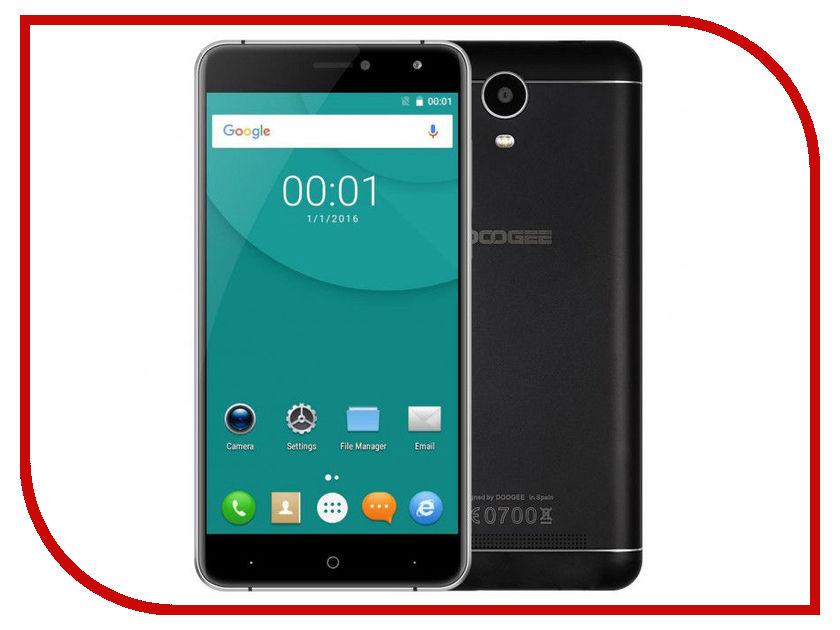 Сотовый телефон DOOGEE X7s Black
