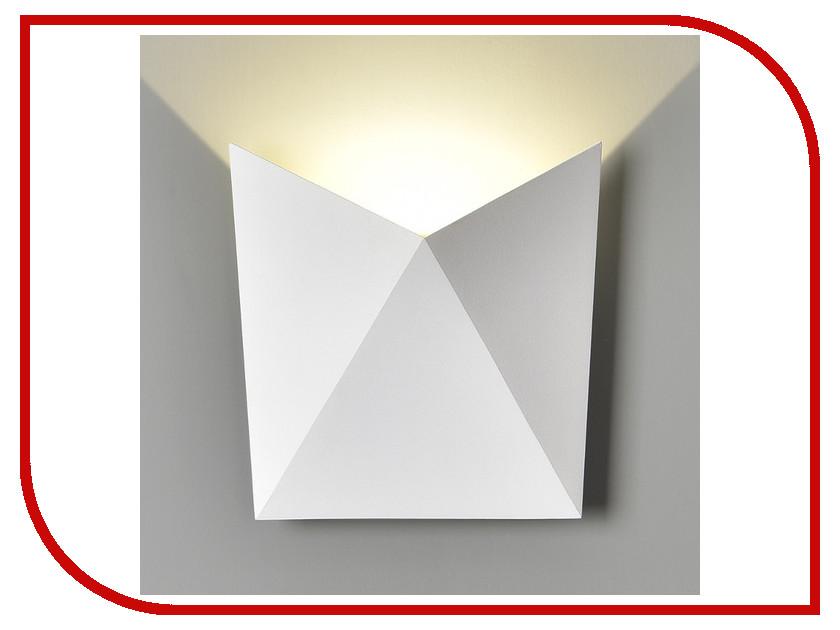 Светильник Elektrostandard 1517 Techno Led Batterfly White elektrostandard лампа светодиодная elektrostandard свеча на ветру сdw led d 6w 3300k e14 4690389085505