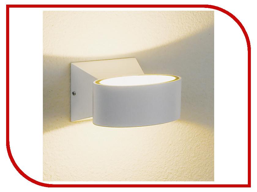 Светильник Elektrostandard 1549 Techno Led Blinc White elektrostandard лампа светодиодная elektrostandard свеча на ветру сdw led d 6w 3300k e14 4690389085505
