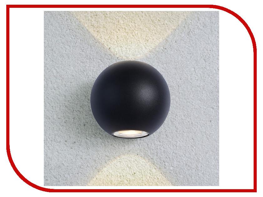 Светильник Elektrostandard 1566 Techno Led Diver Black elektrostandard лампа светодиодная elektrostandard свеча на ветру сdw led d 6w 3300k e14 4690389085505