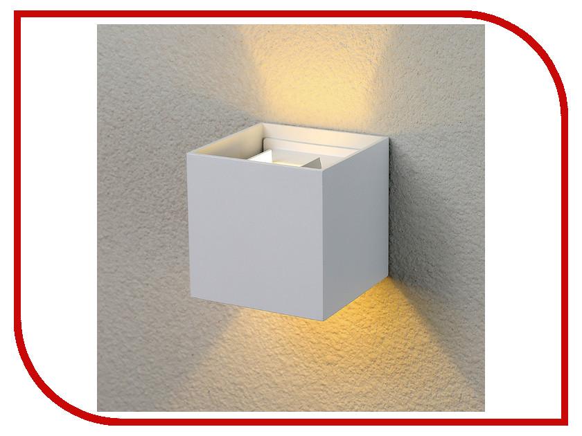 Светильник Elektrostandard 1548 Techno Led Winner White elektrostandard лампа светодиодная elektrostandard свеча на ветру сdw led d 6w 3300k e14 4690389085505