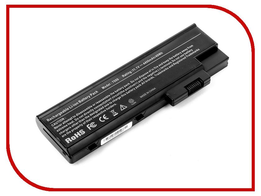 Аккумулятор 4parts LPB-9300 для Acer TravelMate 2460/4220/4270/4670/5620/Aspire7110/9300 11.1V 4400mAh блок питания 4parts lpb 3830t для acer aspire timelinex 3830t 3830tg 4830t 4830tg 5830t 5830tg as3830t as4830t as5830t series 11 1v 4400mah page 6