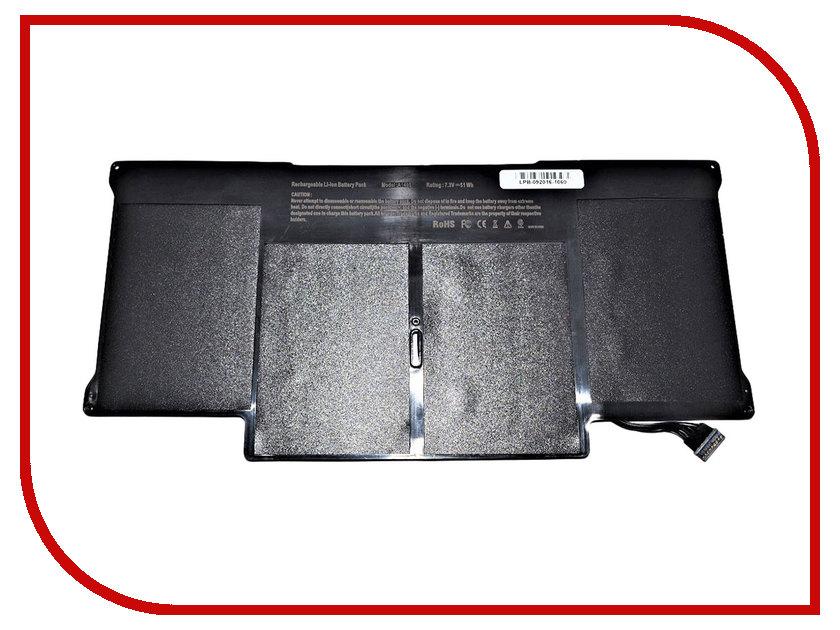 Аккумулятор 4parts LPB-AP1369 для APPLE for MacBook Air 13 напильник 203 мм truper lpb 8b 15221