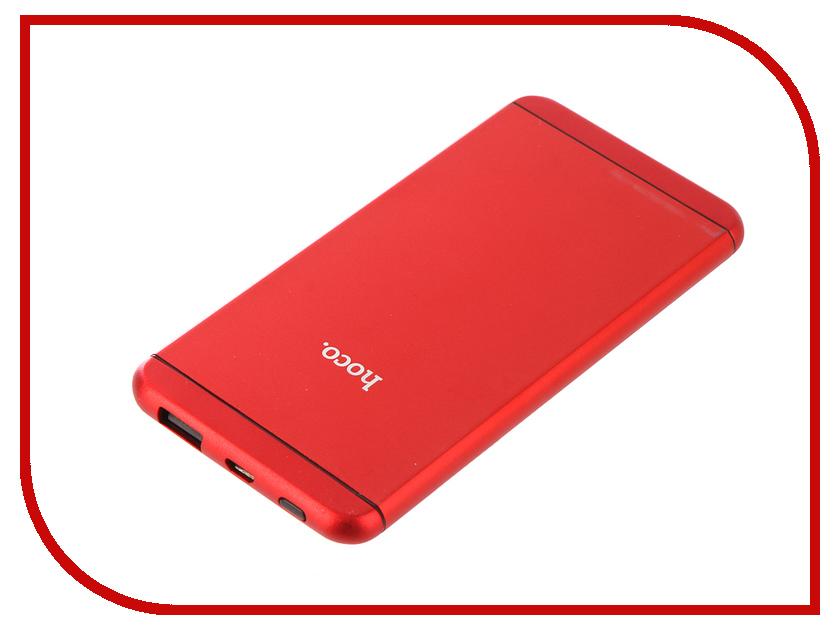 Аккумулятор HOCO UPB03 6000mAh Red