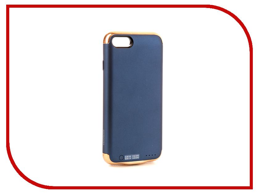 Аксессуар Чехол-аккумулятор JoyRoom Case Battery 2500 mAh Blue для APPLE iPhone 7