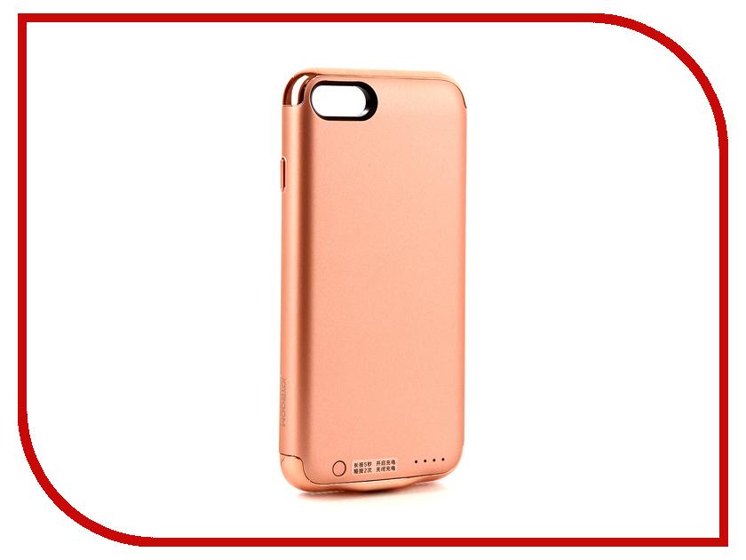 Аксессуар Чехол-аккумулятор JoyRoom Case Battery 2500 mAh Rose Gold для APPLE iPhone 7