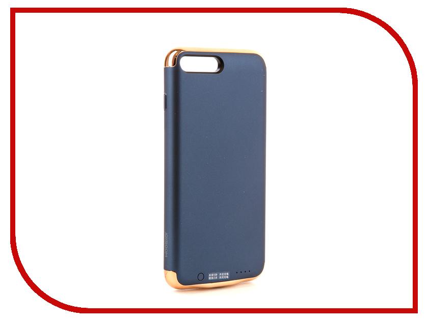 Аксессуар Чехол-аккумулятор JoyRoom Case Battery 3500 mAh Blue для APPLE iPhone 7 Plus