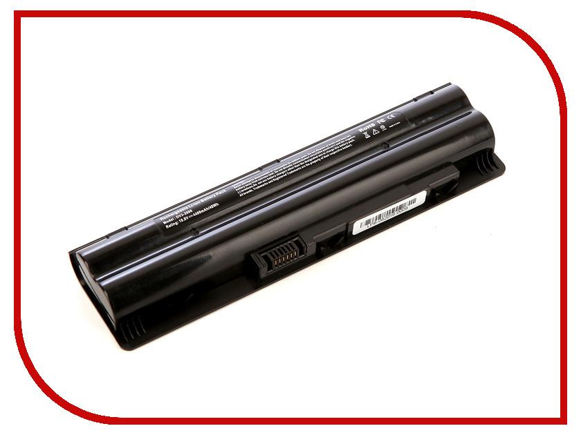 Аккумулятор 4parts LPB-DV3T для HP Pavilion dv3-2110er/dv3-2210er/dv3-2310er/dv3t-2000 Compaq Presario CQ35/CQ36 Series