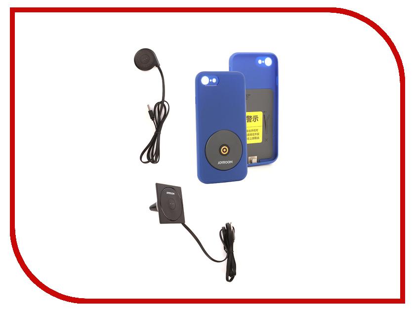 Зарядное устройство JoyRoom ZS141 Blue для Apple iPhone 7