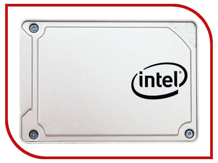 Жесткий диск Intel SSDSC2KI256G801