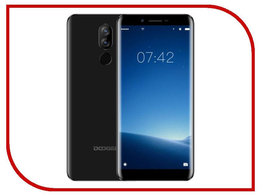 Сотовый телефон DOOGEE X60L Black смартфон doogee x50 black