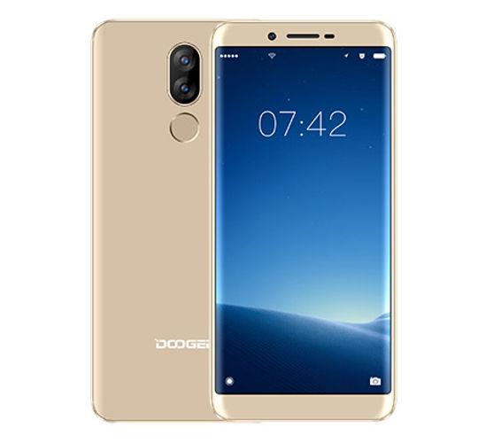 Сотовый телефон Doogee X60L Gold