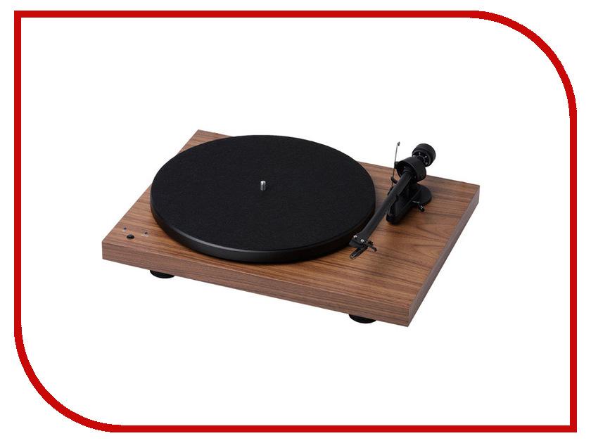 Проигрыватель виниловых дисков Pro-Ject Debut RecordMaster OM-5e Walnut pro ject vt e r red om 5e