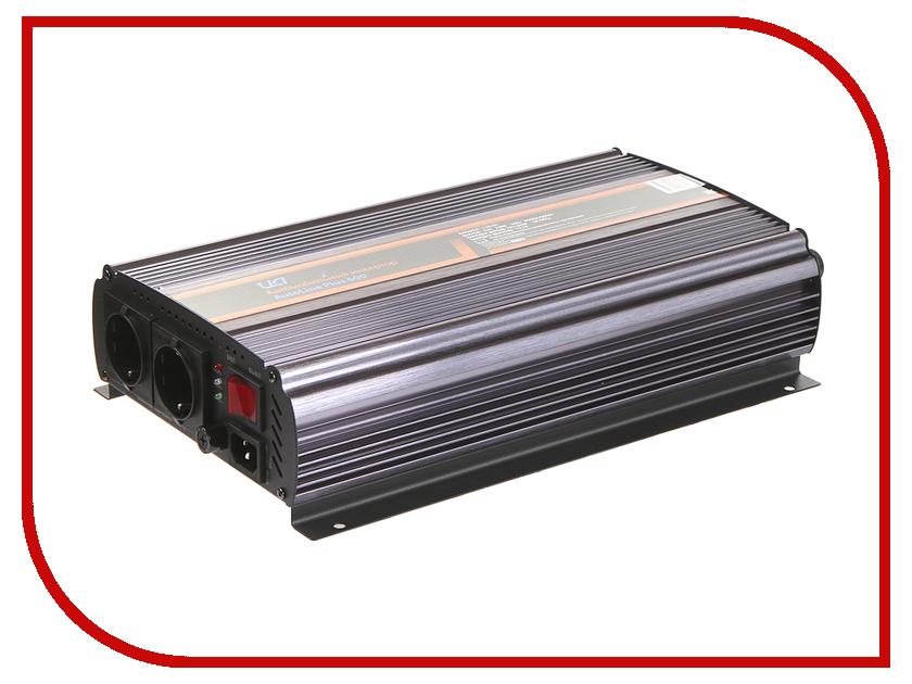 Автоинвертор Энергия Auto Line Plus 600 С Е0201-0015 с 12В на 220В