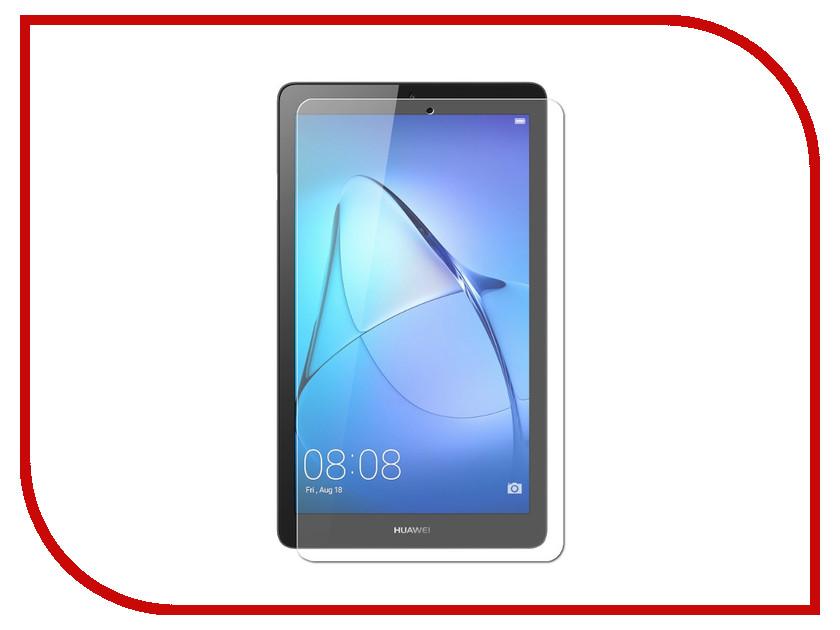 Аксессуар Защитное стекло Huawei MediaPad T3 3G 7.0 Zibelino TG 0.33mm 2.5D ZTG-HUA-MPD-T3-3G-7.0 аксессуар чехол huawei nova zibelino classico black zcl hua nov blk