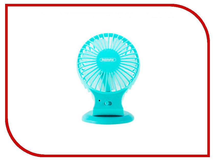Вентилятор Remax F18 Blue