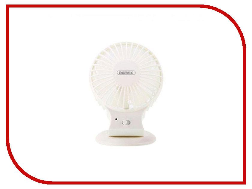 Вентилятор Remax F18 White