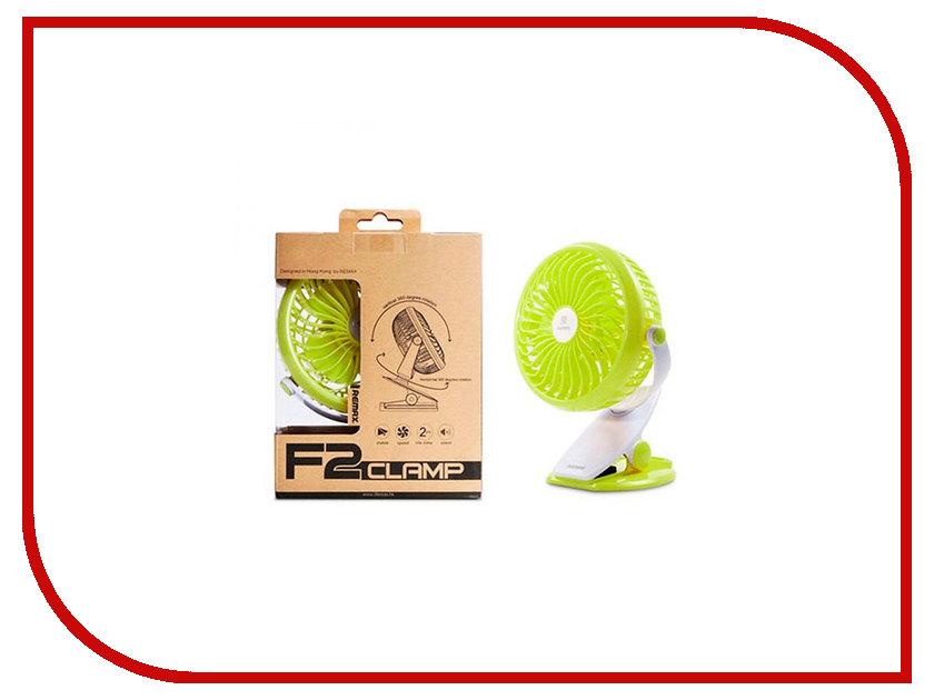 Вентилятор Remax F2 Green индикатор соэкс f2 нитратомер