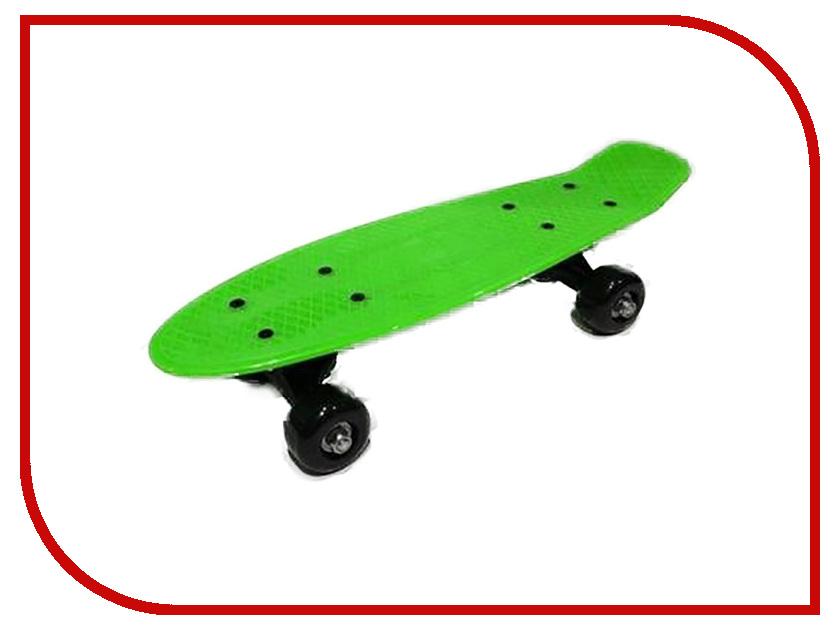 Скейт Indigo LS-P1705 Green